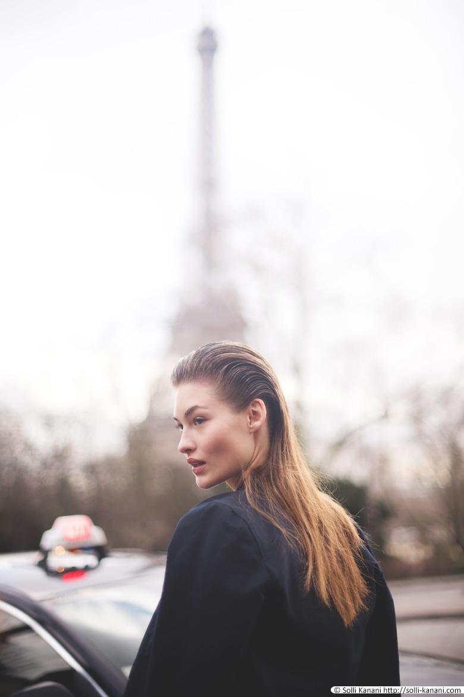 Grace Elizabeth model