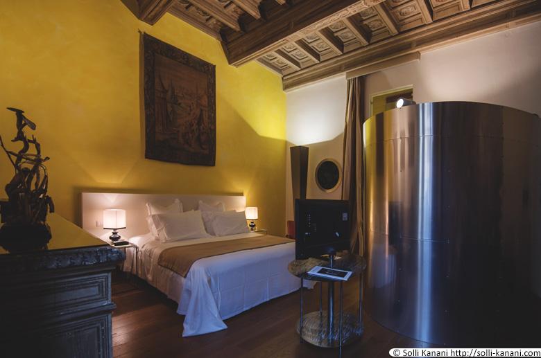 Leone Blu hotel in Florence