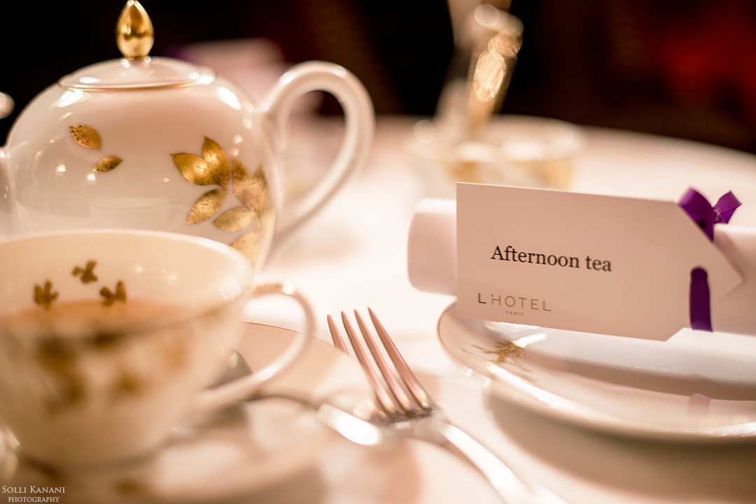 Christmas Afternoon Tea at l'Hotel