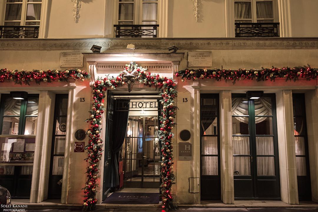 L'Hotel in Paris