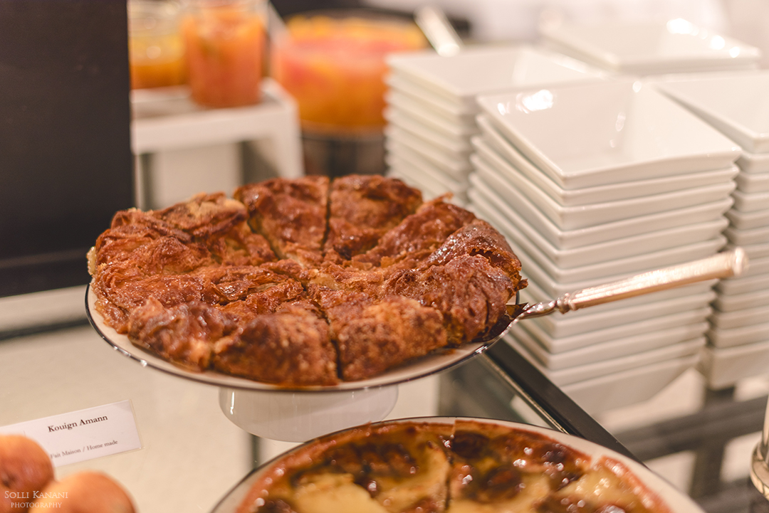 Breakfast at L'Agapa Hôtel