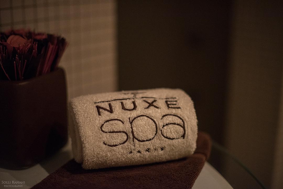 Nuxe Spa L'Agapa Hôtel