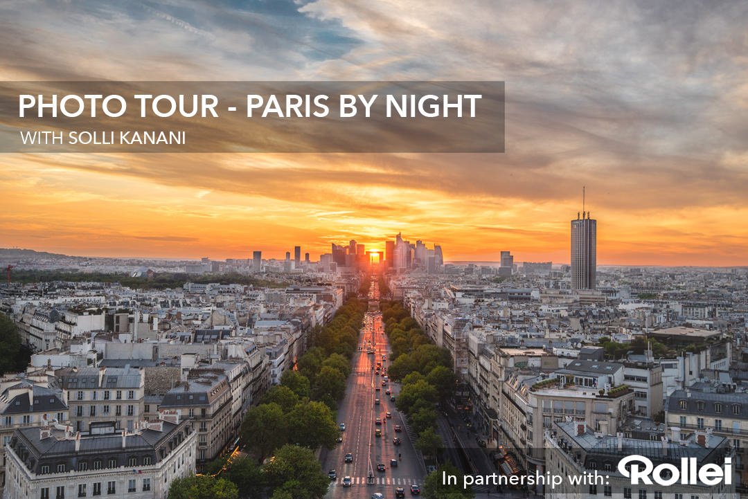 Paris By Night - Photo Tour
