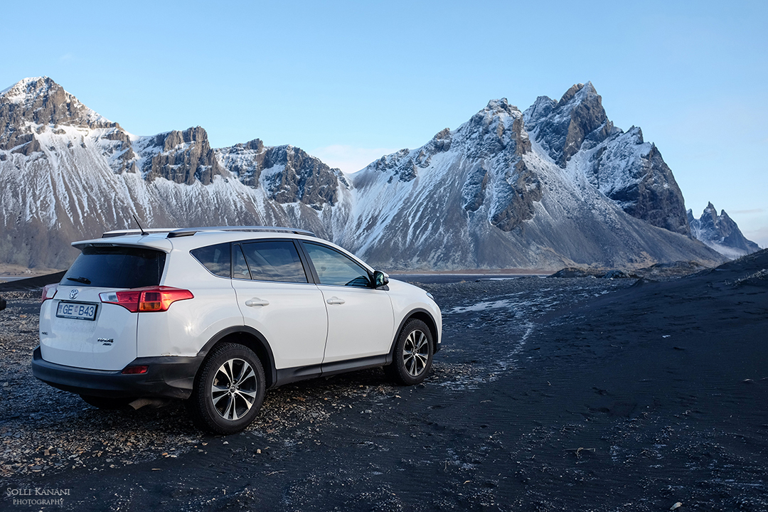 Ace Car Rental Iceland
