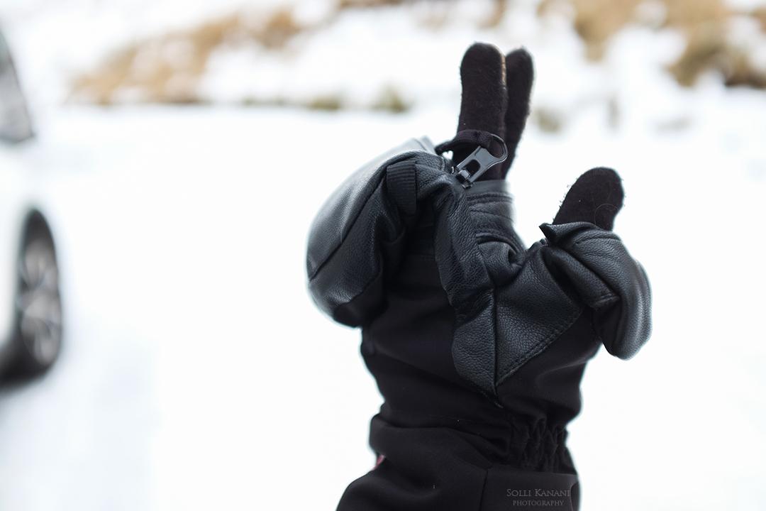Heat3 Layer System Gloves