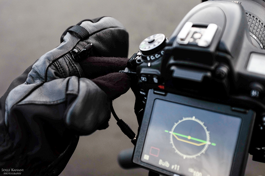 Photography Gloves Winter