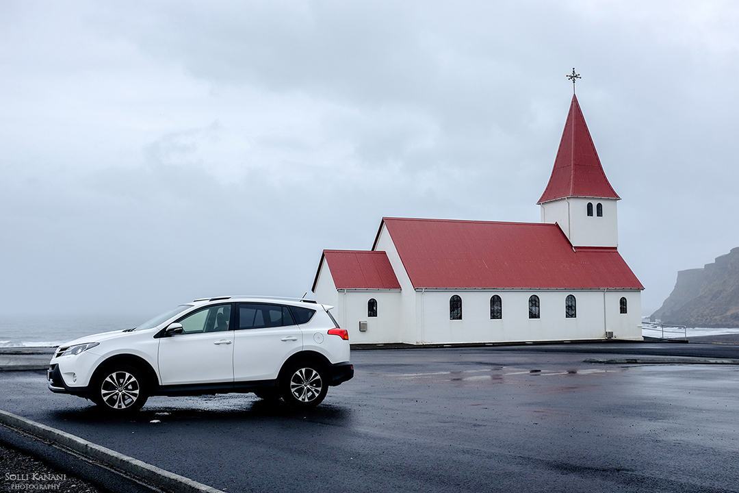 Rent a 4x4 in Iceland