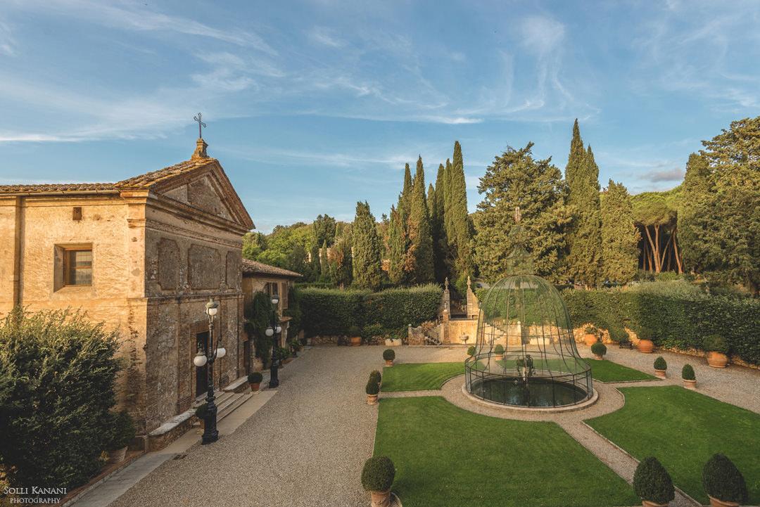 La Suvera A Renaissance Beauty in Tuscany