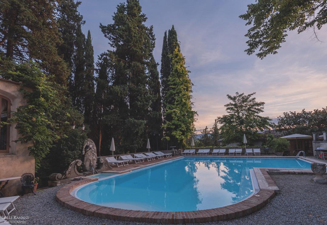 La Suvera Swimming Pool