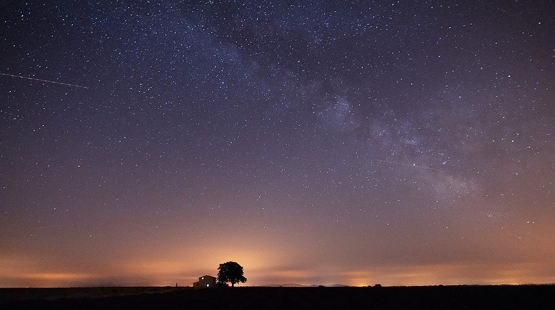 Provence Milky Way