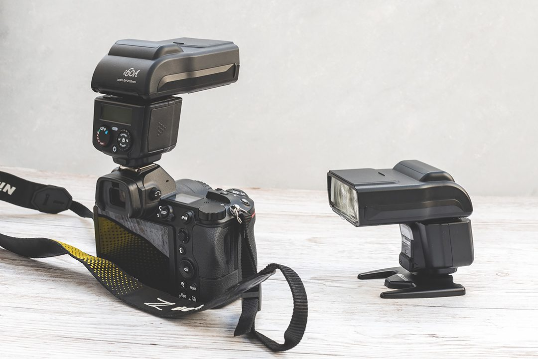 Nissin Flash i60A on Nikon z6