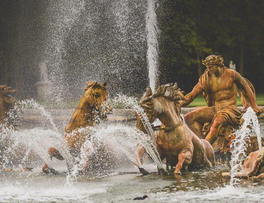 Apollos Fountain Versailles