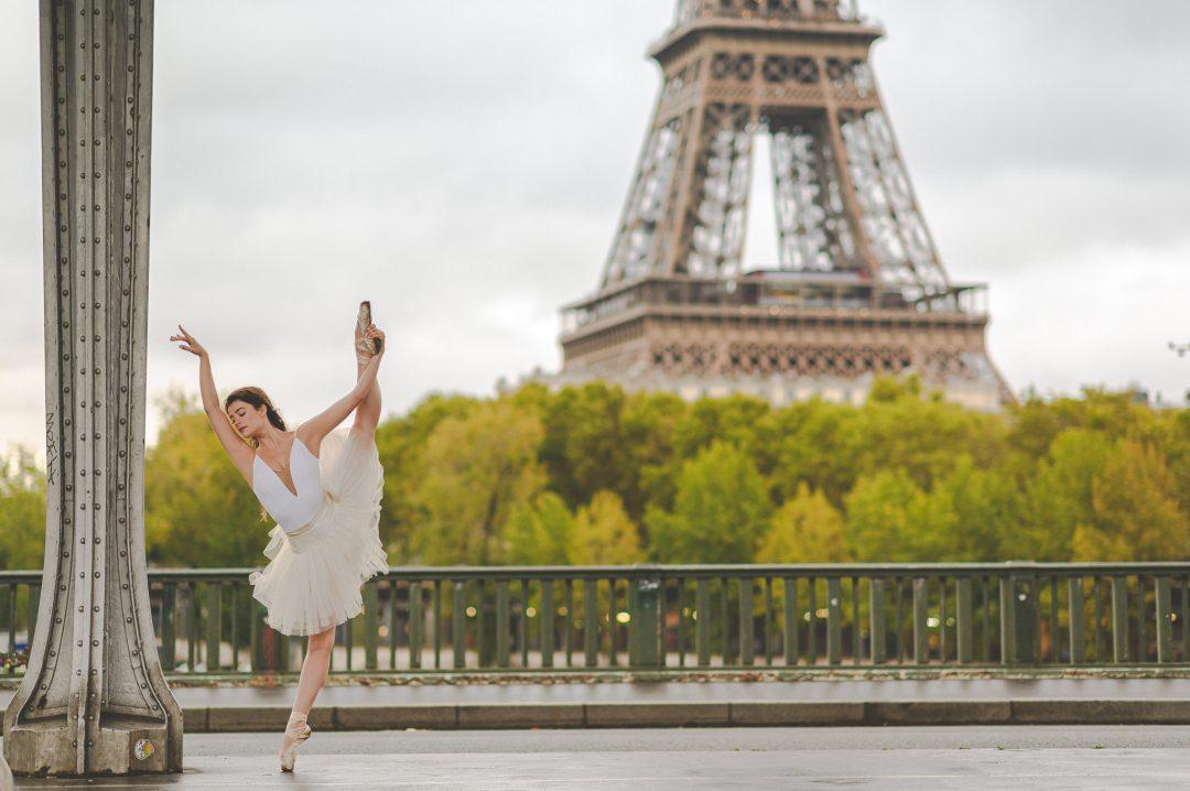 Ballerina Paris